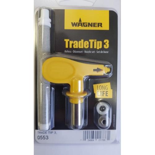 Форсунка Wagner TradeTip 3 N107