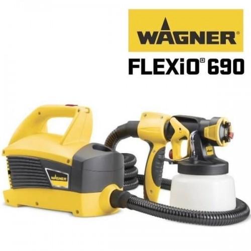 Краскораспылитель электрический Wagner W 690 Flexio