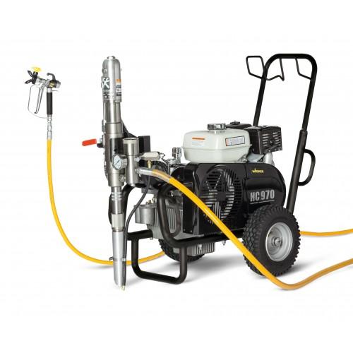 Краскораспылитель бензиновый Wagner HeavyCoat 970 G SprayPack