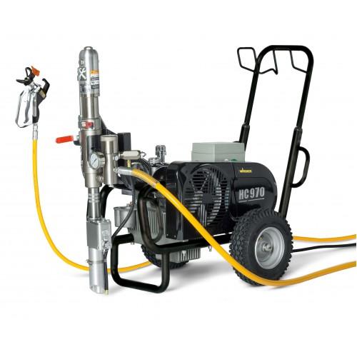 Краскораспылитель электрический Wagner HeavyCoat 970 E SSP SprayPack