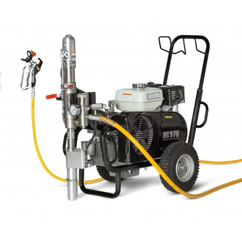 Краскораспылитель бензиновый Wagner HeavyCoat 970 G SSP SprayPack